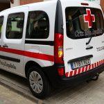 Rotulación de ambulancia con vinilo polimérico de corte 1