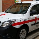 Rotulación de ambulancia con vinilo polimérico de corte 2