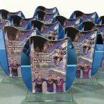 Trofeos personalizados impresión digital